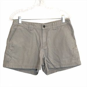 Patagonia Vintage Khaki Womens Stand Up Shorts 4""